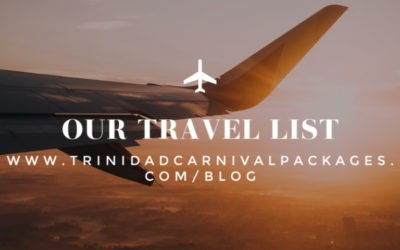 Our travel list – the April edition