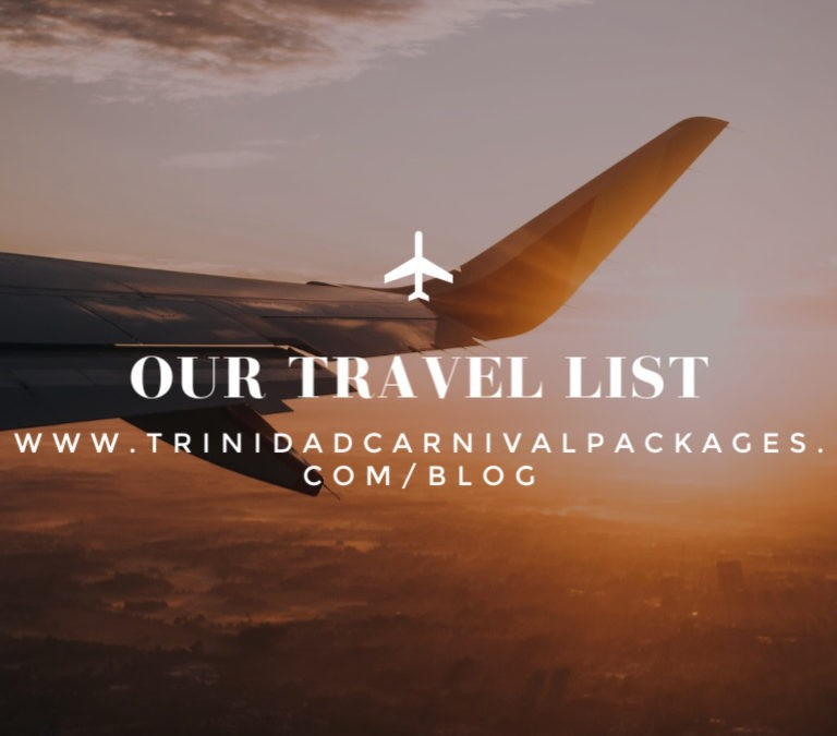 Our travel list – the March edition
