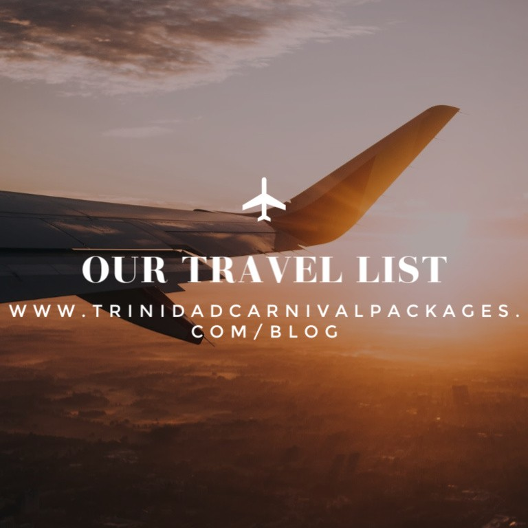 Our Travel List - the May edition
