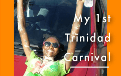 Friday Facebook Live: my first Carnival