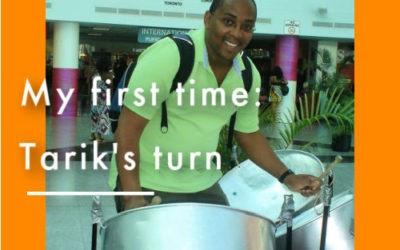 My first time – memories of Tarik's 1st trip to Trinidad…
