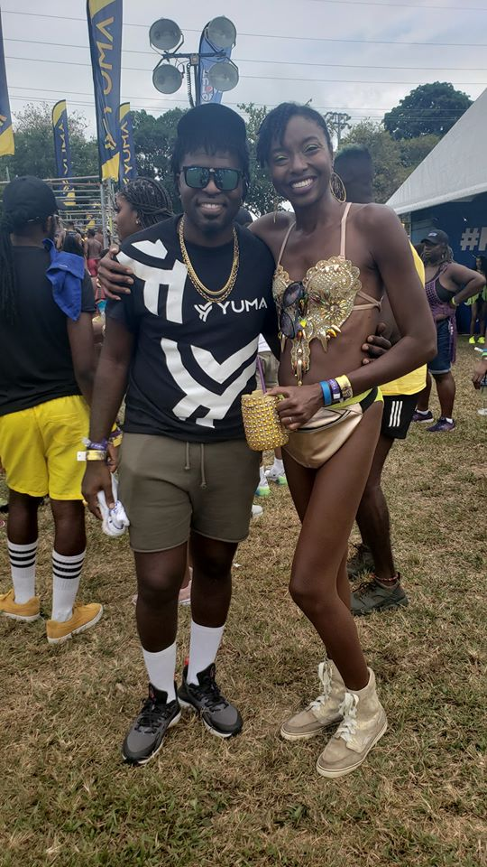 Trinidad carnival Monday wear Preedy
