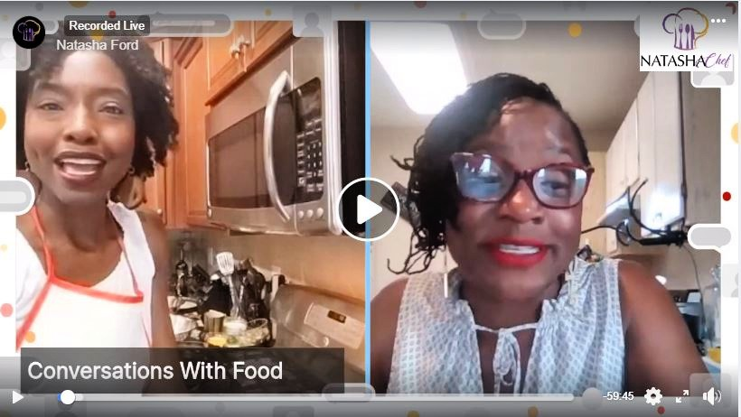 Friday Facebook Live: Barbados food cook up with Natasha Chef!