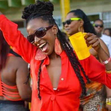 Trinidad carnival fetes