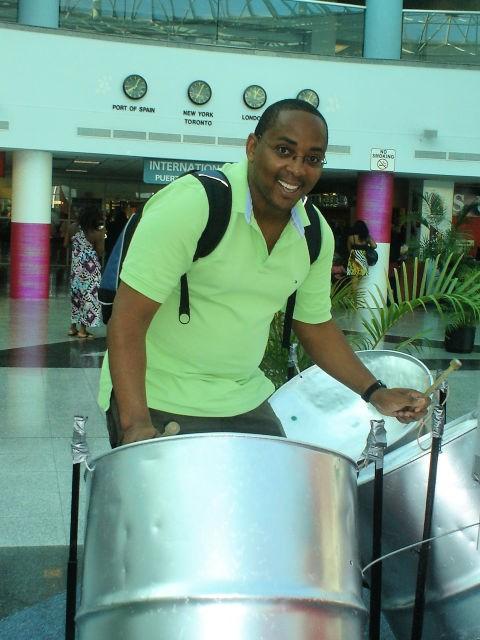 Travel to Trinidad Tarik