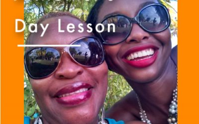 A Mother's Day Lesson…and a celebration!