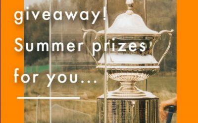 Issa giveaway!  How to win prizes this month…